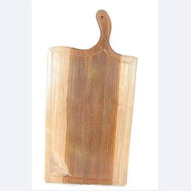 Tábua para corte formato da madeira no ipê grd
