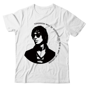 Camiseta The Strokes - The Modern Age Cinza