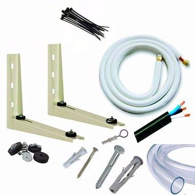 Kit Instalação Ar Condicionado 9000 BTUS
