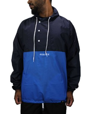 Jaqueta Outfit Twin Azul