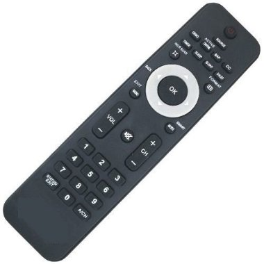 Controle Remoto P / Tv Philips Lcd / Led