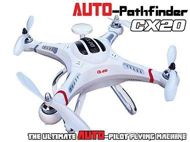 Drone Cheerson Cx - 20 Cx20 C / gps Camera Profissional Phanton