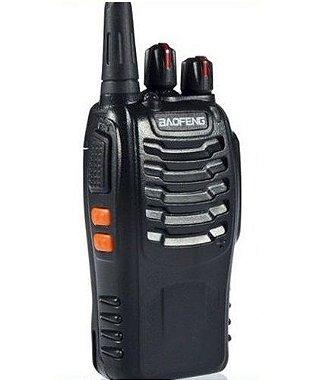 Radio Comunicador Baofeng Walkie Talkie Bf - 888s 16 Ch - 1 Un