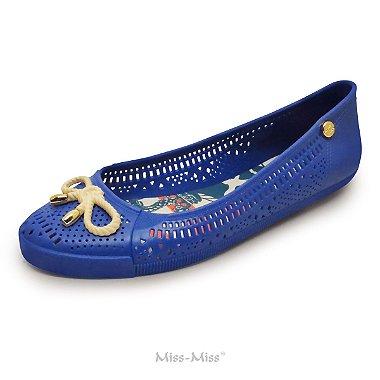 Tênis Náutico Miss - Miss - Azul 33 / 4