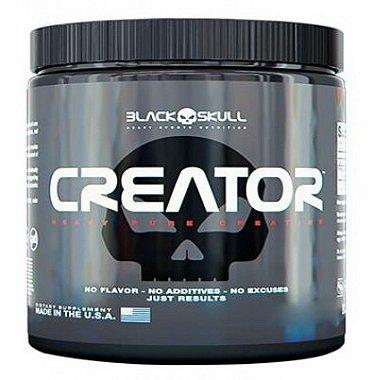 Creator 100g - Black Skull
