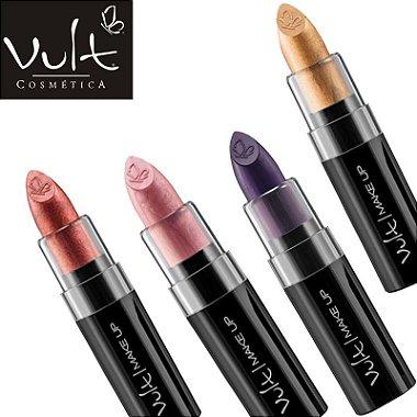 Vult - Make Up Cremoso - Batom 3,5g