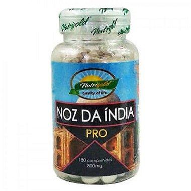 Noz da Índia Pro 800mg - 180tabs - Nutrigold