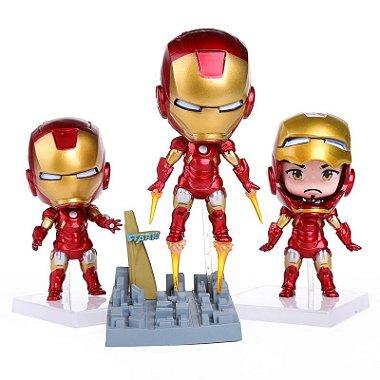 Coleção Homem de Ferro ( Unidade ) Homem de Ferro - Sem Máscara