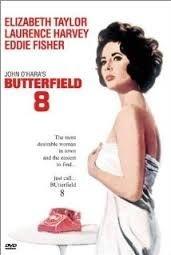 DISQUE BUTTERFIELD 8 DVD