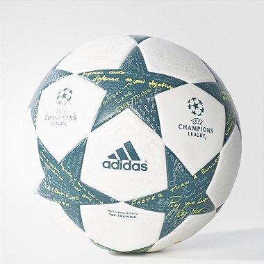Bola de Campo Adidas Finale 2016 Treino