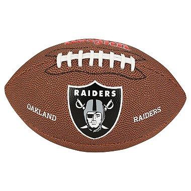 Bola de Futebol Americano Junior Oakland Raiders