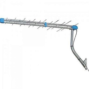 Kit Antena Digital UHF PROHD - 1040 PROELETRONIC