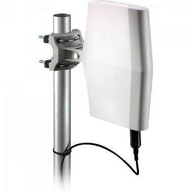 Antena Digital Amplificada VHF / UHF SDV8622T / 55 PHILIPS