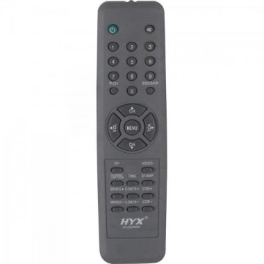 Controle Remoto para TV CCE / PHILIPS CTV - CCE / PHP01 Cinza HYX