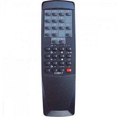 Controle Remoto para TV SANYO CTP3756 / 6766 / 3770 / 3780 GENÉRICO