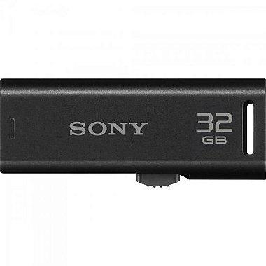 Pen Drive 32GB Flash USB USM32GR / BM Preto SONY