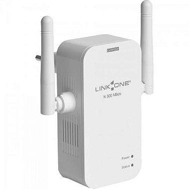 Roteador Wireless 300Mbps NANO L1 - RW312N Branco LINK ONE