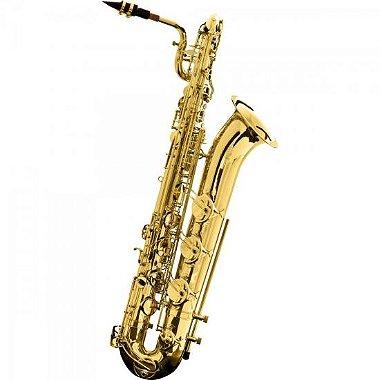Saxofone Baritono Eb HBS - 110L Laqueado HARMONICS