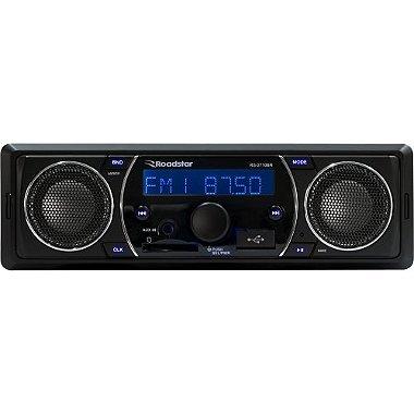 Auto Rádio USB / SD / FM RS2710BR Preto ROADSTAR