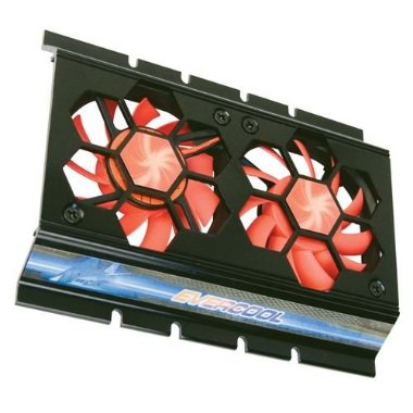 Cooler Duplo HDF117 P / HD EVERCOOL