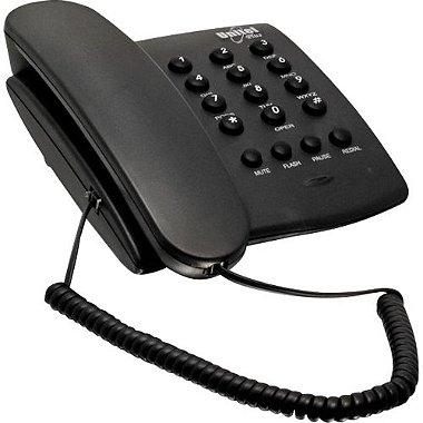 Telefone PLUS COM CHAVE Grafite UNITEL