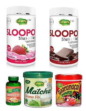Recomendação da Nutricionista: Kit Básico Similar da Herbalife Chocolate