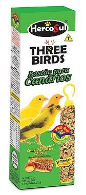 Three Birds Bastão Canários - 60g
