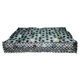 Cama Pet Futon Turco - Futon Dog Dog Breeds Azul 80 x 65 cm Frete Grátis