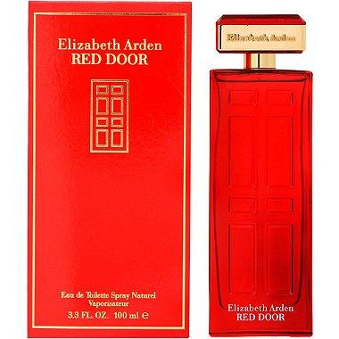 Perfume Red Door Elizabeth Arden Eau de Toilette Feminino 100 ml