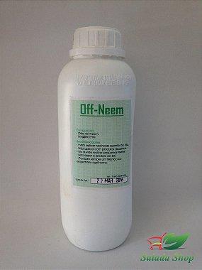 1Lt OFF NEEM óleo de neem