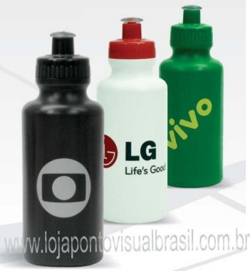 Squeeze plastica personalizado