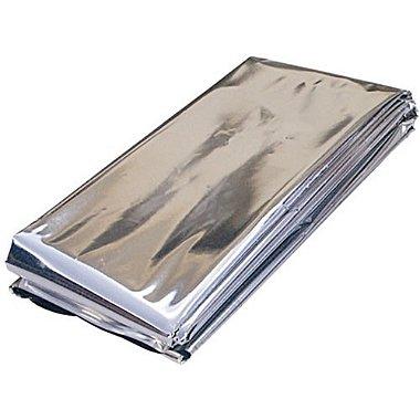 Manta Térmica Aluminizada Resgate 2,10 x 1,40 - Marimar