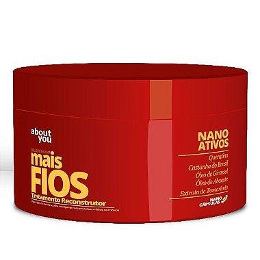 About You - Mais Fios Máscara com Nano Ativos 250g