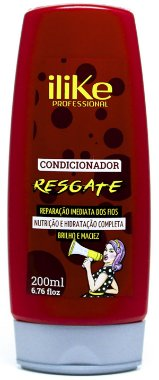 iLike Professional - Resgate Condicionador Reconstrução Intensa 200ml