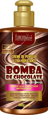 Forever Liss - Bomba de Chocolate Creme de Pentear 300ml