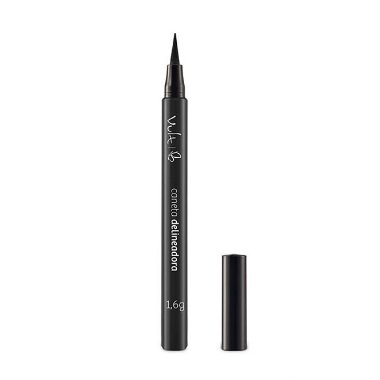 Vult - Caneta Delineadora Carbon Black para olhos ( cor Preta ) 1,6g