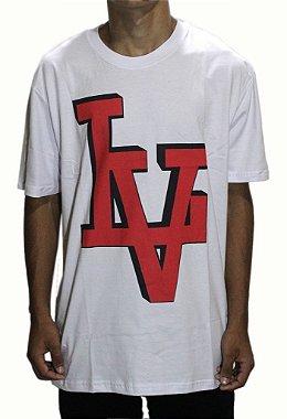 Camiseta Silk Live ( A COR CORRESPONDE AO TAMANHO DISPONÍVEL ) Branco