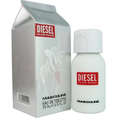 Perfume Importado Diesel Plus Plus 75ml EUA De Toilette - Diesel
