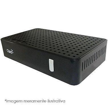 Receptor Satélite c / Controle Remoto - Claro TV Livre - DS222 - CLARO
