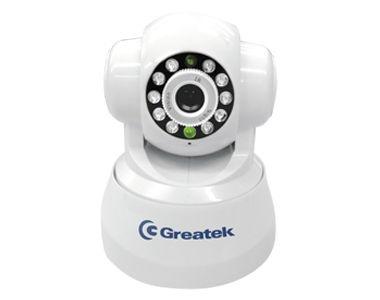Câmera IP Sem Fio - SEGW - 4810R - GREATEK