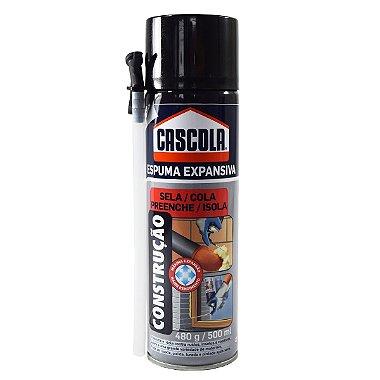 Espuma Poliuretano 500ml - 480g Cascola Henkel ( PÇ )