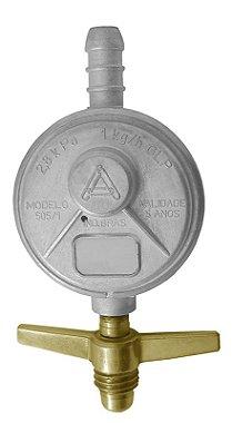 Regulador Gas Pequeno 505 / 1 Alianca ( PÇ )