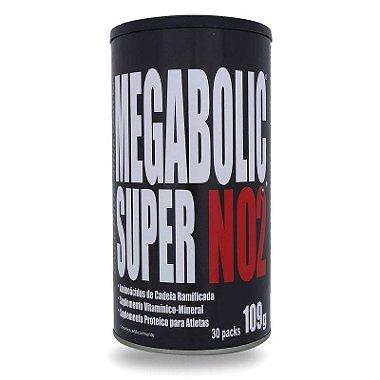 Megabolic Super NO2 30 Packs - 109g - Probiótica