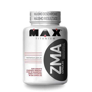 ZMA ( 90 caps ) - Max Titanium