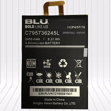 Bateria C795736245l Celular Blu Studio One S0110uu 2450 mah