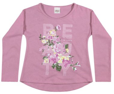 Blusa em Tricô Naturalle Rosa - Elian