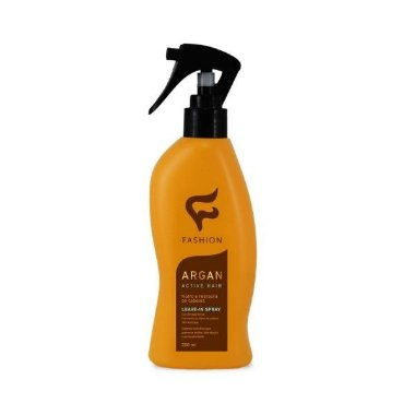 Fashion Cosméticos Leave - In Spray Argan Active Hair 200ml