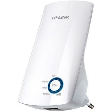 Repetidor de Sinal Wireless TP-Link 300Mbps TL-WA850RE