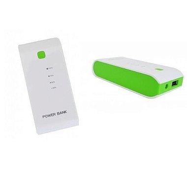 Power Bank X-Cell Bateria Portátil 6800mAh XC-BANK-02 Branco