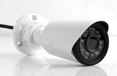 Câmera AHD 960P Knup - 36 Leds Menu OSD KP - CA101